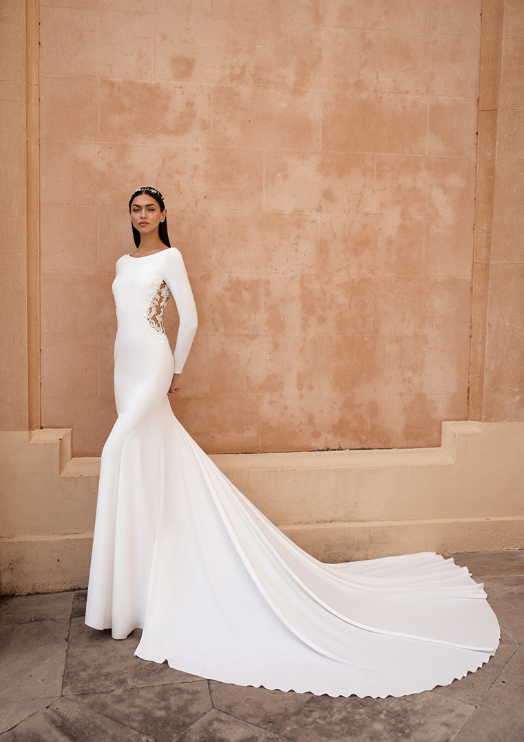Trouwjurk Pronovias